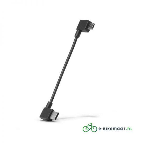 Bosch Laadkabel voor universele bevestiging COBI.Bike (Micro B > USB-C)